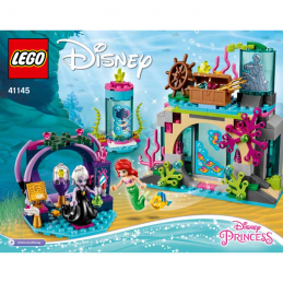 Notice / Instruction Lego Disney Princess - 41145