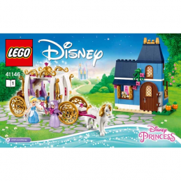Notice / Instruction Lego Disney Princess - 41146