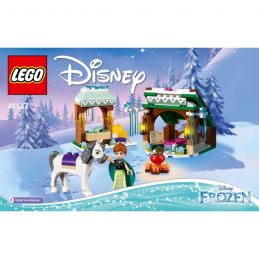 Notice / Instruction Lego Disney Princess - 41147