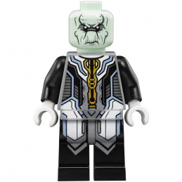 Mini Figurine LEGO® : Super Heroes Marvel - Ebony Maw