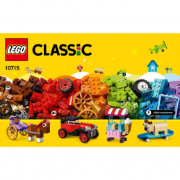 Notice / Instruction Lego Classic 10715