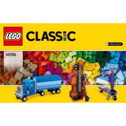 Notice / Instruction Lego Classic 10705