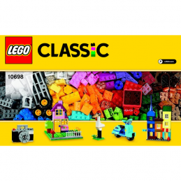 Notice / Instruction Lego Classic 10698