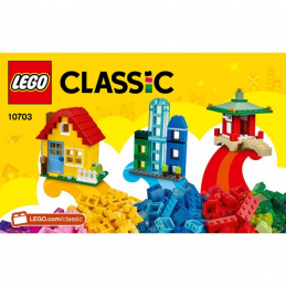 Notice / Instruction Lego Classic 10703