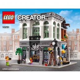 Notice / Instruction Lego Creator 10251
