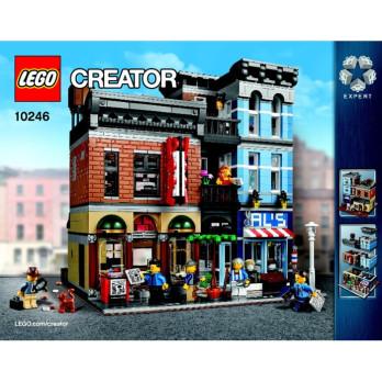 Notice / Instruction Lego Creator 10246 notice-instruction-lego-creator-10246 ici :