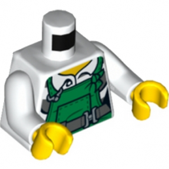 LEGO 6176244 TORSE FEMME SALOPETTE