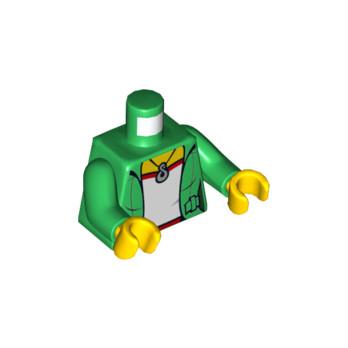 LEGO 6100844 TORSE FEMME