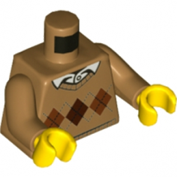 LEGO 6152800 TORSE HOMME
