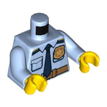 LEGO 6172536 TORSE POLICIER lego-6172536-torse-policier ici :
