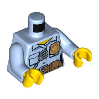 LEGO 6176658 TORSE POLICIERE