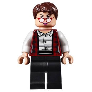 Mini Figurine LEGO® : Ghostbusters - Janine Melnitz