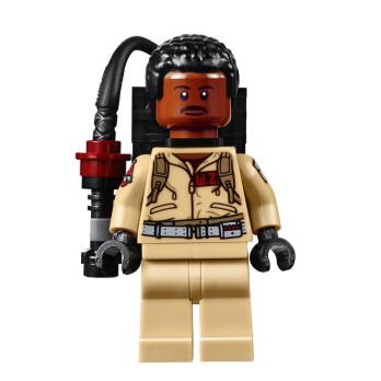 Mini Figurine LEGO® : Ghostbusters - Dr. Winston Zeddemore