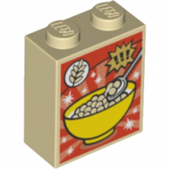 LEGO  6104509 BOITE DE CORN FLAKES