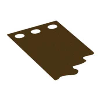 LEGO  6214641 RIDEAU - DARK BROWN