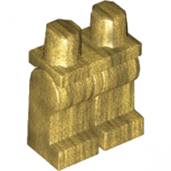 LEGO 4512021 JAMBE - WARM GOLD