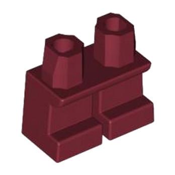 LEGO 4614676 PETITE JAMBE - NEW DARK RED lego-4614676-petite-jambe-new-dark-red ici :