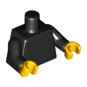 LEGO 4502268 TORSE - NOIR