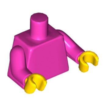 LEGO 6231761 TORSE - ROSE