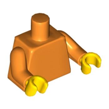LEGO 6231759  TORSE - ORANGE