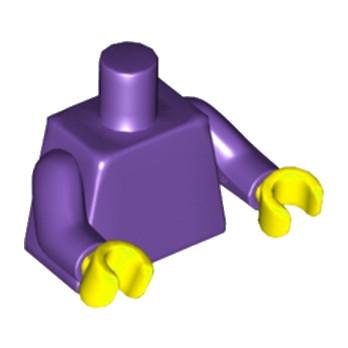LEGO 6231756 TORSE - MEDIUM LILAC