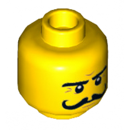 LEGO 6057836 TÊTE  HOMME   lego-6057836-tete-homme- ici :