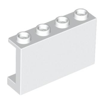 LEGO 6079140 CLOISON 1X4X2 - BLANC