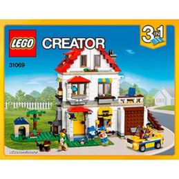 Notice / Instruction Lego Creator - 31069