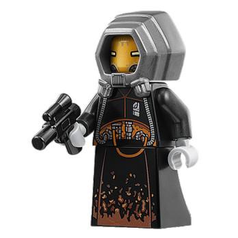Mini Figurine LEGO® : Star Wars - Quay Tolsite