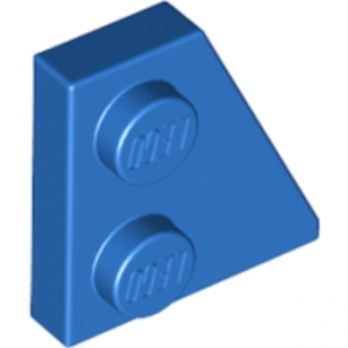 LEGO 6189202 PLATE 2x2 27DEG DROITE - BLEU lego-6189202-plate-2x2-27deg-droite-bleu ici :