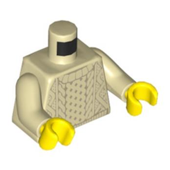 LEGO 6205345 TORSE PULL - BEIGE