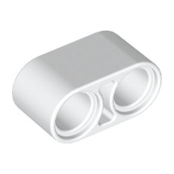 LEGO 6215107 TECHNIC 2M BEAM - BLANC lego-6215107-technic-2m-beam-blanc ici :