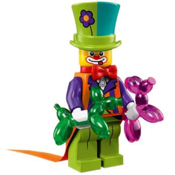 Mini Figurine Lego® Série 18 - Le Clown