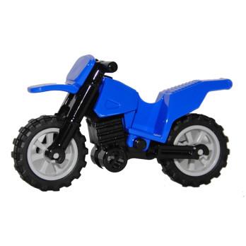 Moto Lego® Bleu