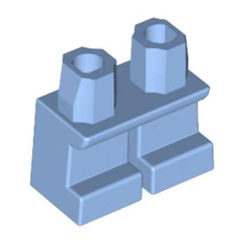 LEGO 6144130 PETITE JAMBE - MEDIUM BLUE