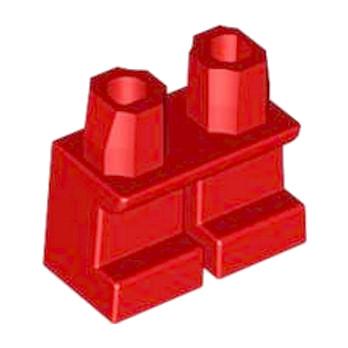 LEGO 4617549 PETITE JAMBE - ROUGE