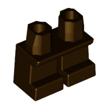 LEGO 6005225 PETITE JAMBE - DARK BROWN lego-6005225-petite-jambe-dark-brown ici :