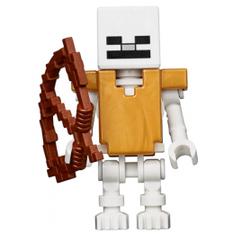Figurine Lego® Minecraft - La Mine 21137 - Skeleton