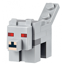 Figurine Lego® Minecraft - La Mine 21137 - Loup