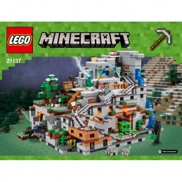 Notice / Instruction Lego  Minecraft 21137