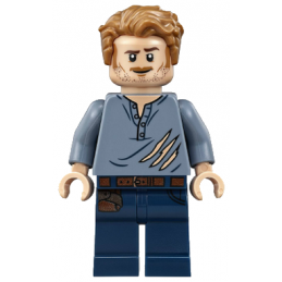 Figurine Lego® Jurasic World - Owen Grady