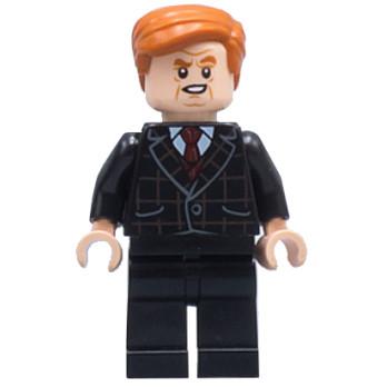 Figurine Lego® Juraic World - Gunnar Eversol
