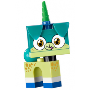Mini Figurine Lego® Série Unikitty - Alien Puppycorn