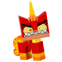 Mini Figurine Lego® Série Unikitty - Angry Unikitty