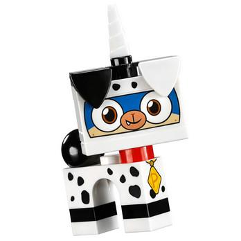 Mini Figurine Lego® Série Unikitty - Dalmatian Puppycorn