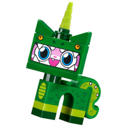 Mini Figurine Lego® Série Unikitty - Dinosaur Unikitty