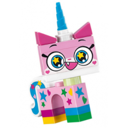 Mini Figurine Lego® Série Unikitty - Rainbow Unikitty