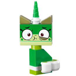Mini Figurine Lego® Série Unikitty - Queasy Unikitty