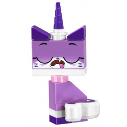 Mini Figurine Lego® Série Unikitty - Sleepy Unikitty