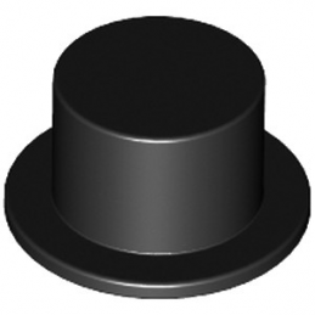 LEGO 4105175 CHAPEAU - NOIR lego-4569092-chapeau-noir ici :